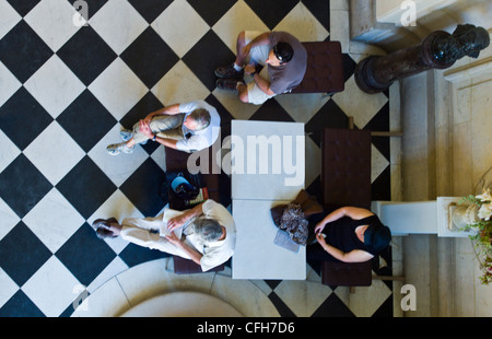 France, Paris, 7th arrondissement, indoors of the Rodin museum - Stock Photo