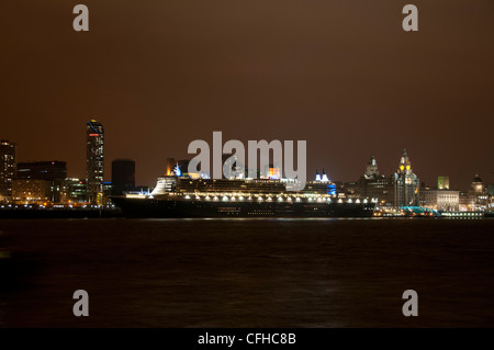 The Sun Deck Of The Luxury Liner Queen Elizabeth Operated By The Stock Photo Royalty Free