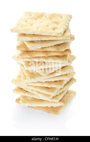 Crackers pile - Stock Photo