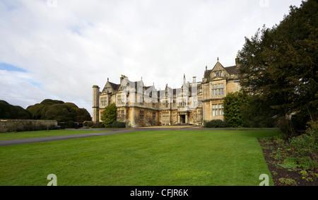 Corsham Court Wiltshire - Stock Photo