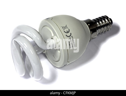 ... Low Energy Light Bulb - Stock Photo  sc 1 st  Alamy & Philips Energy Saving Light Bulbs Stock Photo Royalty Free Image ... azcodes.com