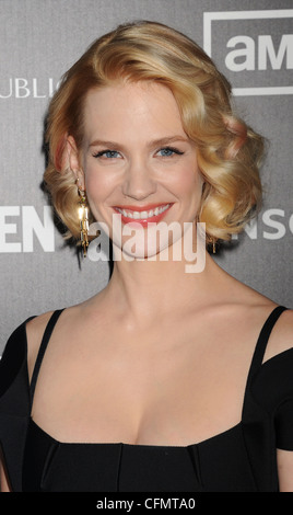 Swell Mad Men Actress January Jones Has Lunch At Houstons With Her Son Hairstyles For Women Draintrainus