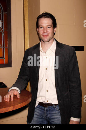 Kieran Campion Closing night after party for the Encores musical production of 'Lost in the Stars' at City Center - Stock Photo