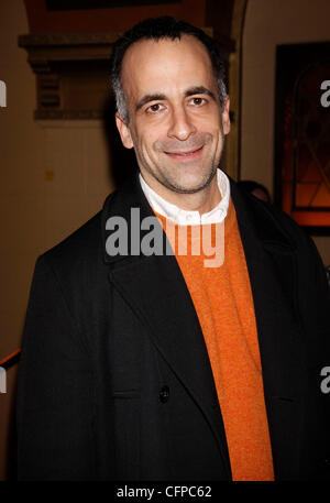 David Pittu Closing night after party for the Encores musical production of 'Lost in the Stars' at City Center New - Stock Photo