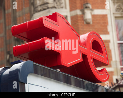 Amsterdam Elektrisch logo electric vehicle charging station sign, Amsterdam the Netherlands - Stock Photo