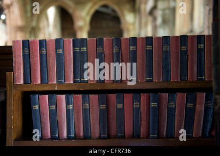 Church of England - The Book of Common Prayer - Stock Photo