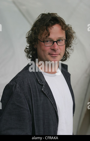 Hugh Fearnley-Whittingstall, British celebrity chef, author, journalist, cook, and campaigner for 'real food'. - Stock Photo