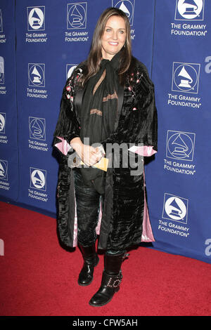 Feb 07, 2007; Hollywood, California, USA;  BARBARA ORBISON at The Grammy Foundation's 9th Annual Music Preservation - Stock Photo