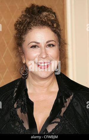Feb 17, 2007 - Beverly Hills, CA, USA - Actress ROMA MAFFIA during arrivals at the 2007 Costume Designers Guild - Stock Photo