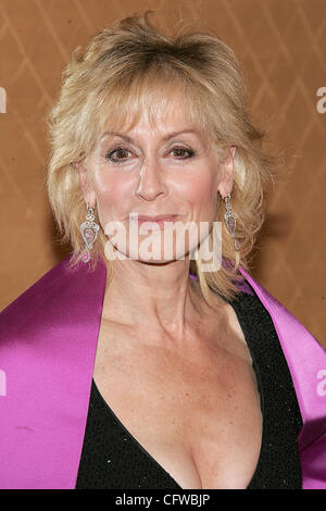 Feb 17, 2007 - Beverly Hills, CA, USA - Actress JUDITH LIGHT during arrivals at the 2007 Costume Designers Guild - Stock Photo