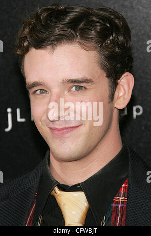 Feb 17, 2007 - Beverly Hills, CA, USA - Actor MICHAEL URIE during arrivals at the 2007 Costume Designers Guild Awards - Stock Photo