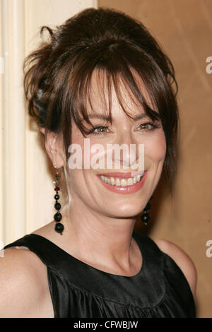 Feb 17, 2007 - Beverly Hills, CA, USA - Actress JANE KACZMAREK during arrivals at the 2007 Costume Designers Guild - Stock Photo