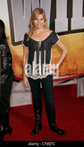 Feb 27, 2007; Hollywood, California, USA; Actress MARIEL HEMINGWAY at 'the 'Wild Hogs' World Premiere held at the - Stock Photo