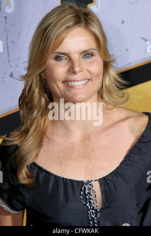 (C)Stargaze Media Photos Photo By Scott Weiner Mariel Hemingway attends the premiere for Wild Hogs held at the El - Stock Photo
