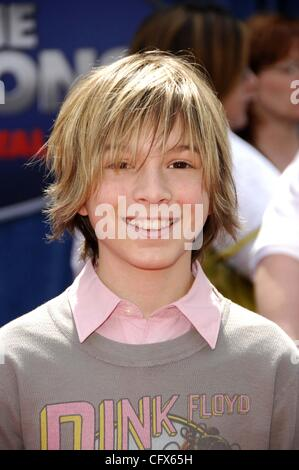 Mar. 25, 2007 - Hollywood, California, U.S. - LOS ANGELES, CA MARCH 25, 2007 (SSI) - -.Actor Paul Butcher during - Stock Photo