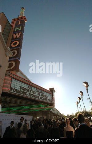 Mar 31, 2007 - Dallas, TX, USA - The AFI had its first international film festival in Dallas,Texas for the past - Stock Photo