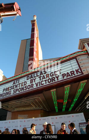 Mar 31, 2007 - Dallas, TX, USA - The AFI brought its  International screenplay festval to Dallas for the first time. - Stock Photo
