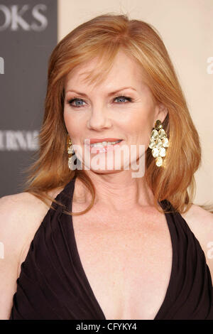 May 22, 2007 - Hollywood, California, USA - Actress MARG HELGENBERGER at the 'Mr. Brooks' Hollywood Premiere held - Stock Photo