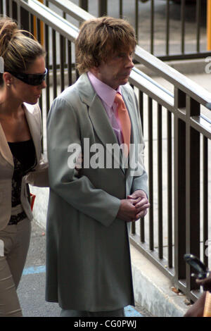 Phil Spector''s wife, Rachelle Short leaving Los Angeles ...
