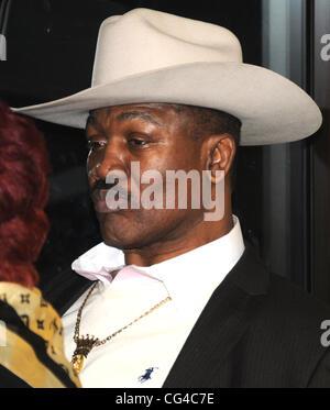 Joe Frazier Jerry Blavat Concert of Love held at the Kimmel center Philadelphia, Pennsylvania - 29.01.11 - Stock Photo
