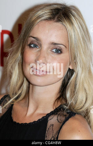 Louise Redknapp The Triumph Inspiration Awards 2010, held at The Old Sorting Office - Arrivals London, England  - Stock Photo