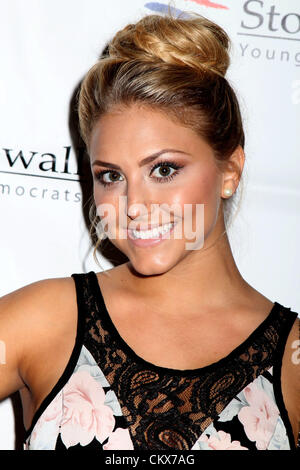 Aug. 24, 2012 - Hollywood, California, U.S. - I15529CHW .6th Annual Hero Awards Hosted By Raquel Castaneda .The - Stock Photo
