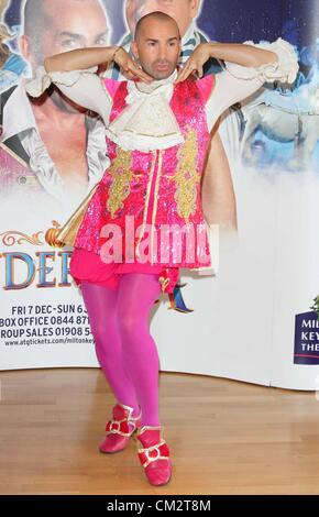 Louie Spence - 'Cinderella' Pantomime Press Launch at Milton Keynes Theatre, Bucks - September 21st 2012  Photo - Stock Photo