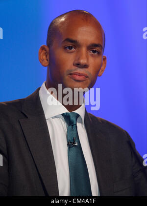 CHUKA UMUNNA MP LABOUR PARTY 2012 - Stock Photo
