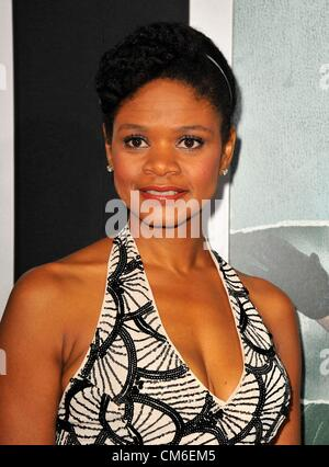 Kimberly Elise at arrivals for ALEX CROSS Premiere, Cinerama Dome at The Arclight Hollywood, Los Angeles, CA October - Stock Photo