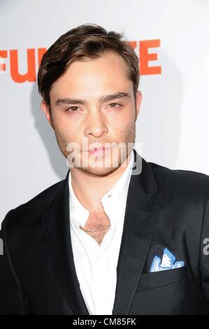 Oct. 25, 2012 - Los Angeles, California, USA - Oct 25, 2012 - Los Angeles, California, USA - Actor ED WESTWICK  - Stock Photo