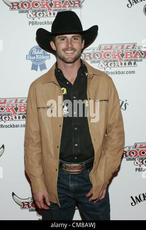 Douglas Duncan at arrivals for Professional Bull Rider Superstars at PBR Rock Bar, Miracle Mile Shops at Planet - Stock Photo
