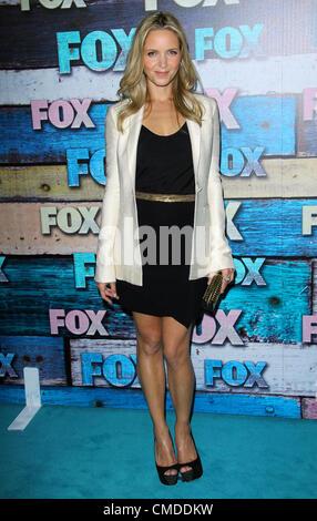 July 23, 2012 - Los Angeles, California, U.S. - Jordana Spiro attends Fox-Allstar Party on 23rd July 2012  in West - Stock Photo
