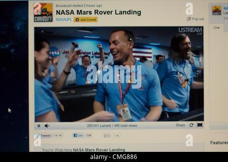 mars landing mission control live - photo #25