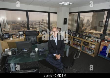 July 23, 2012 - Los Angeles, California (CA, United States - Bob Champion, CEO of Champion Real Estate Co. (Credit - Stock Photo