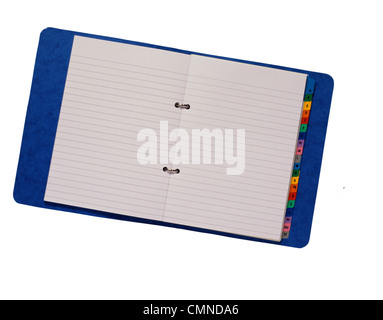 Diary book - Stock Photo