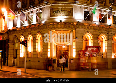 The Grand Central Hotel - Stock Photo