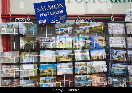 Picture postcard pictures Cambridge, England - Stock Photo