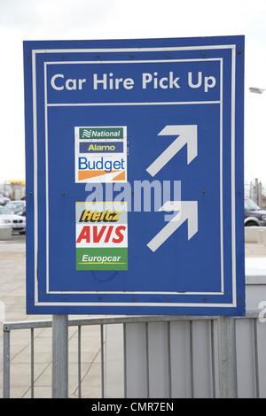 Car Rental Drop Off Dublin Airport