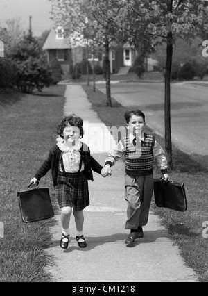 Boy And Girl In 1950 S Clothes Dancing Stock Photo