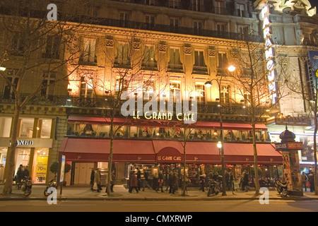 Cafe Le Grand Corona Paris