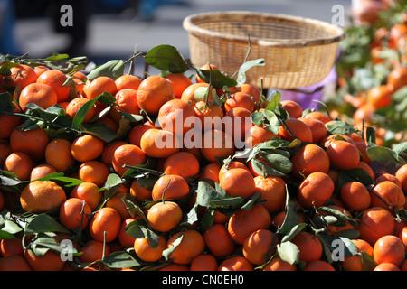 Moroccan Oranges - Stock Photo
