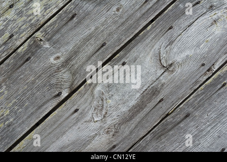 background from the old boards - Stock Photo
