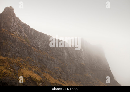 Talisker Bay on the Isle of Skye, Scotland, UK. - Stock Photo