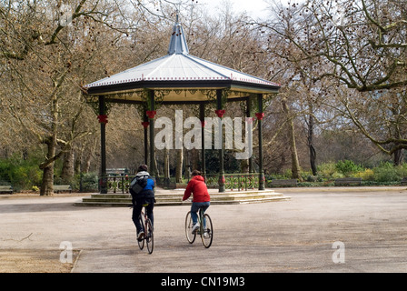 Battersea Park - Stock Photo