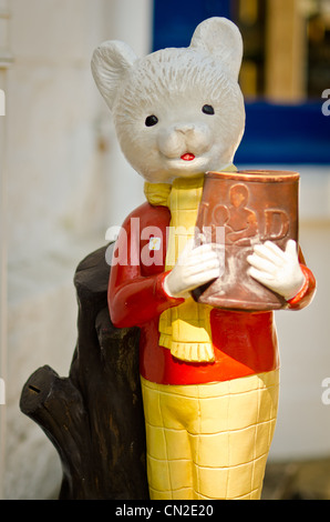 ... Rupert the Bear Charity Box - Stock Photo : rupert bear costume  - Germanpascual.Com