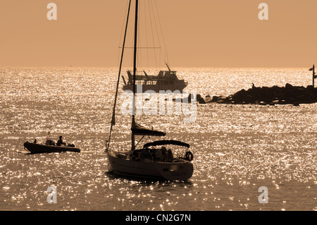 Anfi Del Mar Resort, Gran Canaria, Canary Islands - Stock Photo