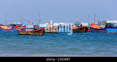 Nha Trang, Khanh Hoa Province, Vietnam - Stock Photo