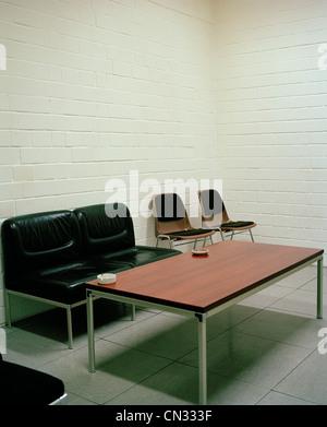 Empty break room - Stock Photo