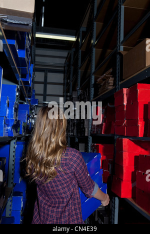 stock room assistant