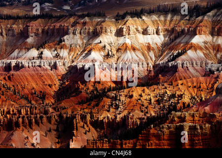 Cedar Breaks National Monument, Utah, USA - Stock Photo
